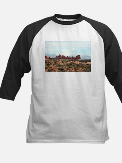 Arches National Park, Utah, USA 13 Baseball Jersey