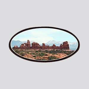 Arches National Park, Utah, USA 13 Patches