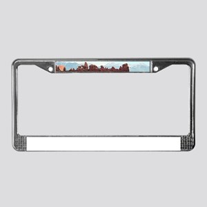 Arches National Park, Utah, US License Plate Frame