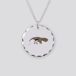 Anteater Ants Necklace