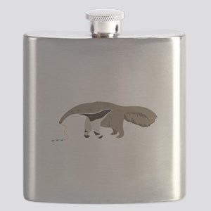 Anteater Ants Flask