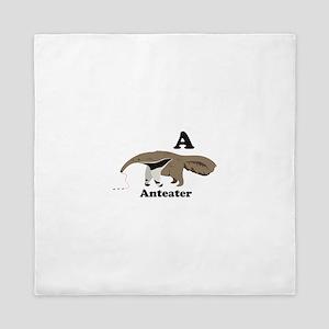 A Anteater Queen Duvet