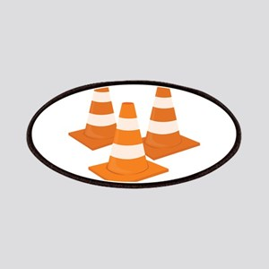 Traffic Cones Patches