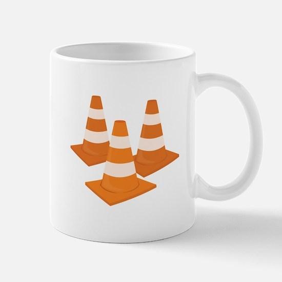 Traffic Cones Mugs