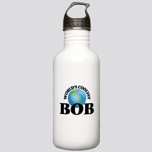 World's Coolest Bob Stainless Water Bottle 1.0L