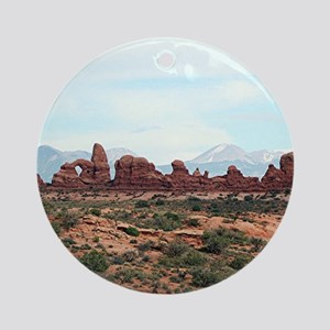 Arches National Park, Utah, USA 1 Ornament (Round)