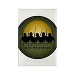 Lest We Forget Remembr Rectangle Magnet (100 pack)