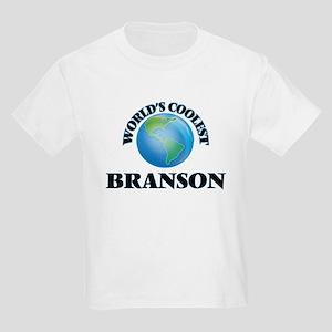 World's Coolest Branson T-Shirt