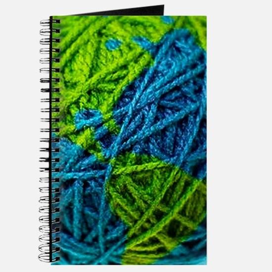 Unique Yarn Journal
