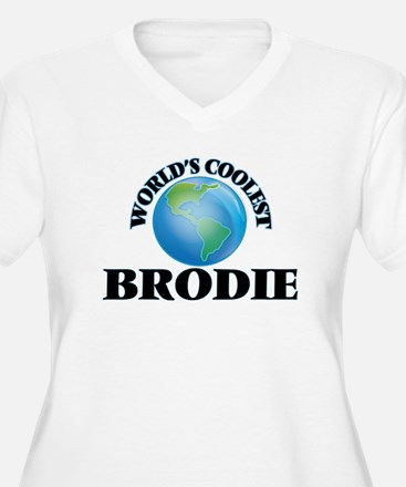 World's Coolest Brodie Plus Size T-Shirt