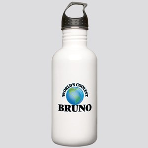 World's Coolest Bruno Stainless Water Bottle 1.0L