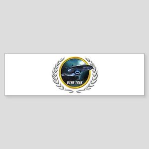 Star trek Federation of Planets Voyager Bumper Sti