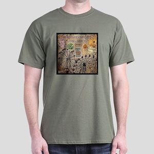 Around Dark T-Shirt