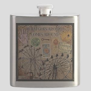 Around Flask