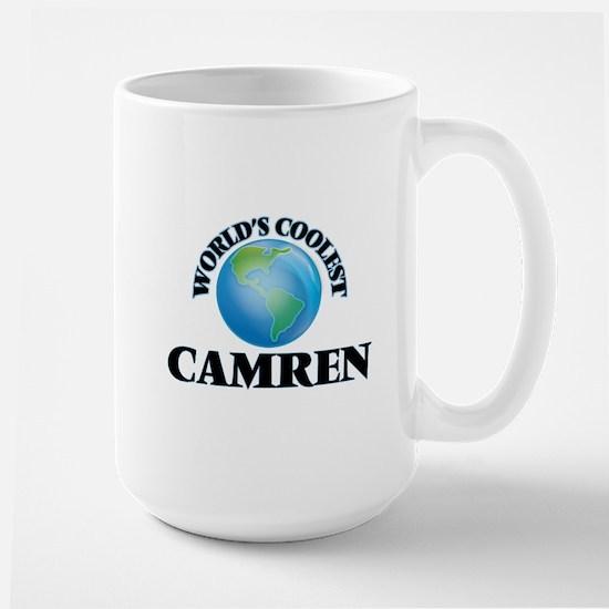 World's Coolest Camren Mugs
