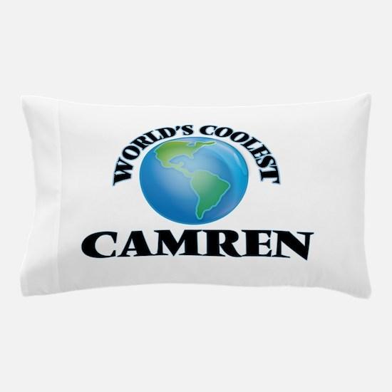 World's Coolest Camren Pillow Case
