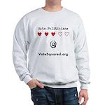 Vote Squared Rating Shirt Sweatshirt