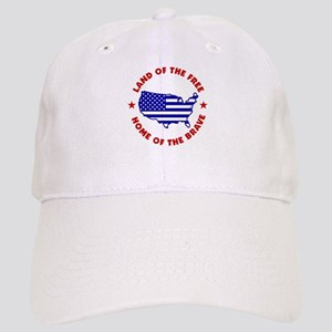 ~*LAND OF THE FREE*~ Cap