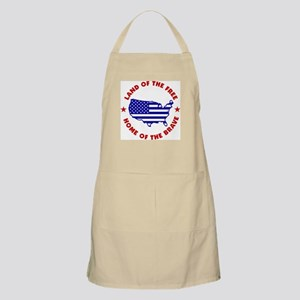 ~*LAND OF THE FREE*~ BBQ Apron