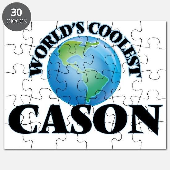 World's Coolest Cason Puzzle