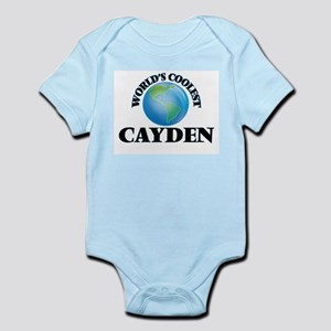 World's Coolest Cayden Body Suit