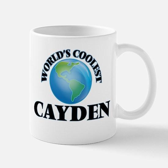 World's Coolest Cayden Mugs