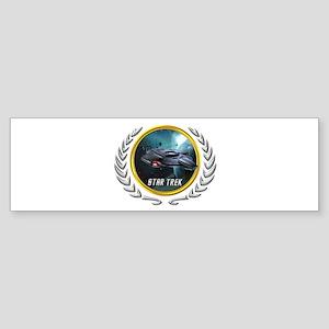 Star trek Federation of Planets defiant Bumper Sti