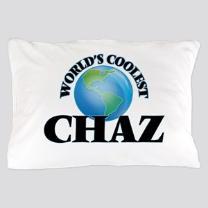 World's Coolest Chaz Pillow Case