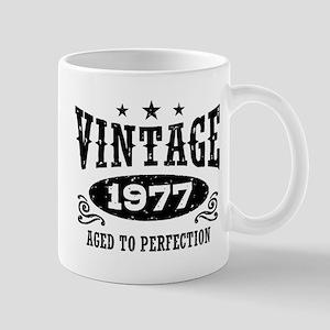 Vintage 1977 Mug