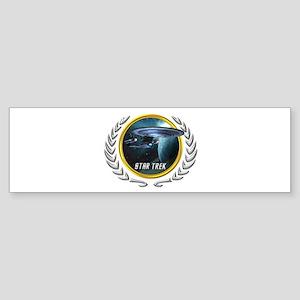 Star trek Federation of Planets Enterprise D Bumpe
