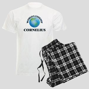 World's Coolest Cornelius Men's Light Pajamas