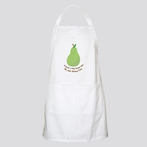 Pear A Day Apron