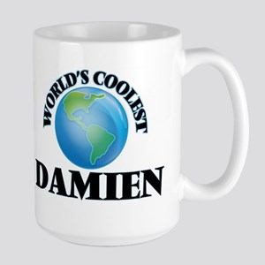 World's Coolest Damien Mugs