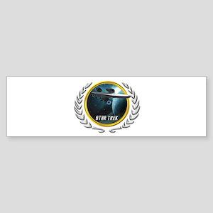 Star trek Federation of Planets Enterprise Bumper