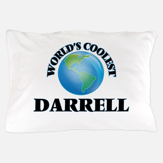 World's Coolest Darrell Pillow Case
