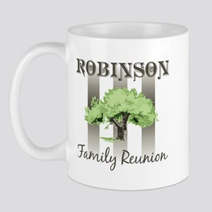 ROBINSON family reunion (tree Mug