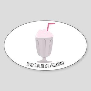 A Milkshake Sticker