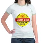 Dutch Club Beer-1952 Jr. Ringer T-Shirt