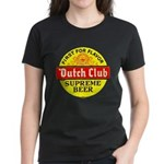 Dutch Club Beer-1952 Women's Dark T-Shirt