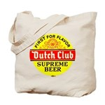 Dutch Club Beer-1952 Tote Bag