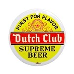 Dutch Club Beer-1952 Ornament (Round)