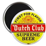 Dutch Club Beer-1952 Magnet