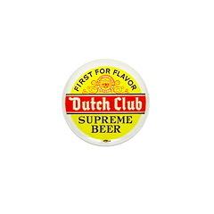 Dutch Club Beer-1952 Mini Button