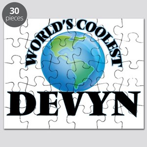 World's Coolest Devyn Puzzle