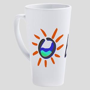 Outer Banks 17 oz Latte Mug
