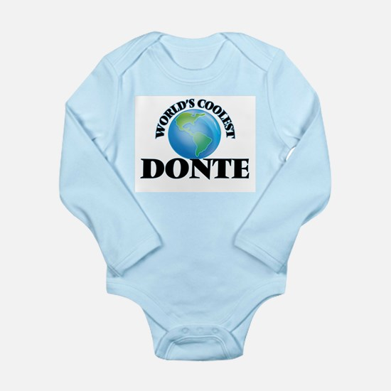 World's Coolest Donte Body Suit