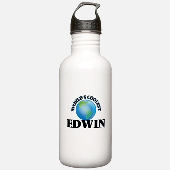 World's Coolest Edwin Water Bottle