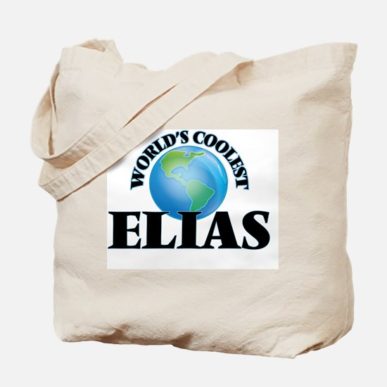 World's Coolest Elias Tote Bag