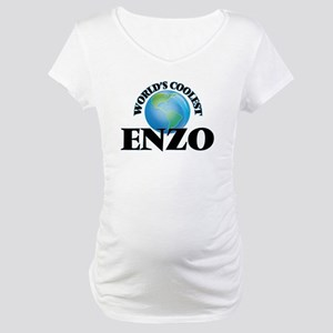 World's Coolest Enzo Maternity T-Shirt
