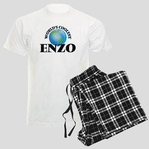 World's Coolest Enzo Men's Light Pajamas